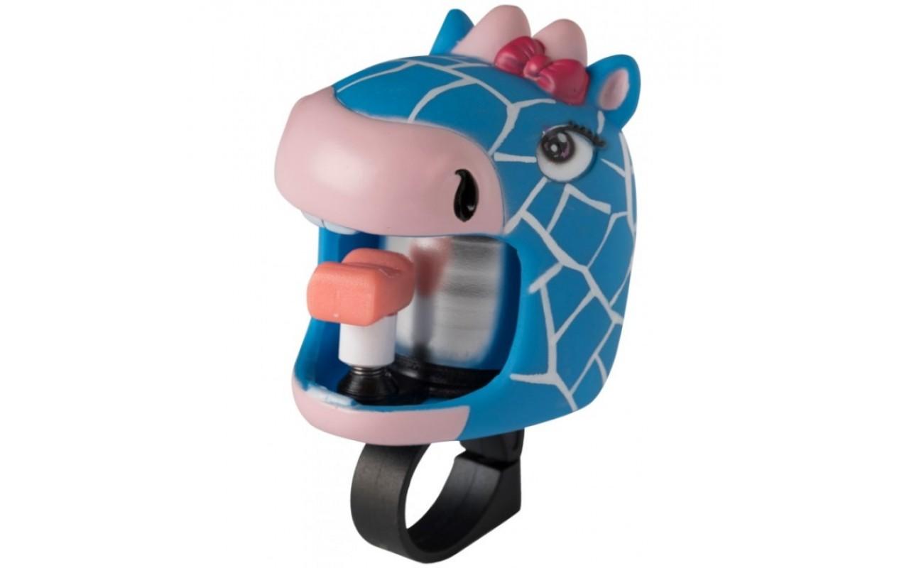 Звонок Blue Giraffe (синий жираф) Crazy Safety