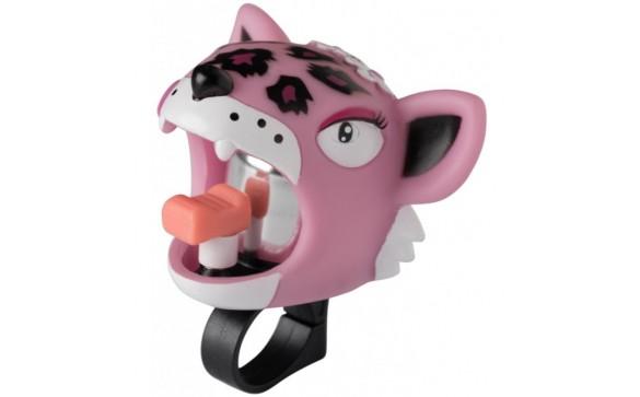Звонок Pink Leopard (розовый леопард) Crazy Safety