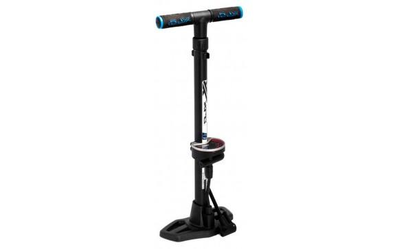 Напольный насос для велосипеда XLC PU-S03 Stand pump Gamma 8 bar with Dualkopf