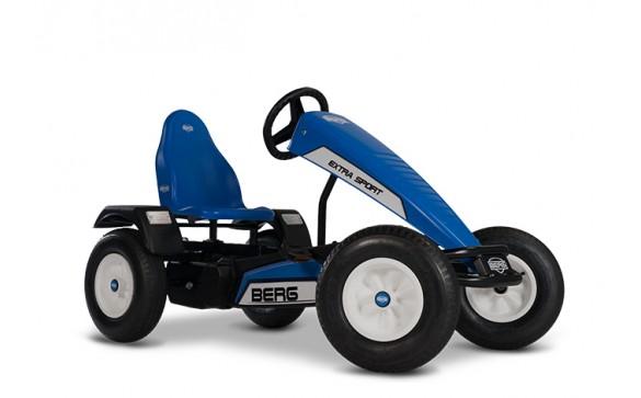 Веломобиль BERG Extra Sport Blue E-BFR