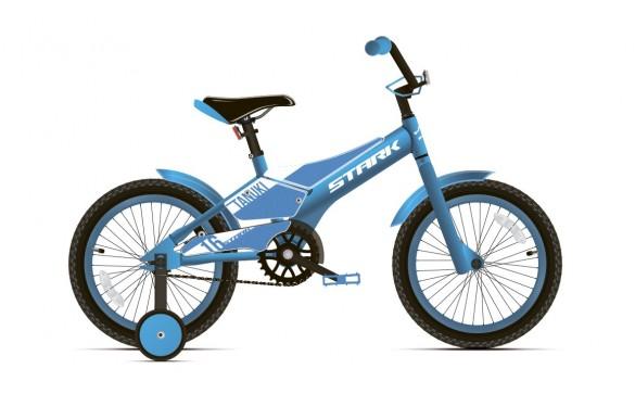 Детский велосипед Stark Tanuki 16 Boy (2020)