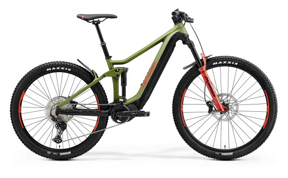 Электровелосипед Merida eOne-Forty 500 (2021)
