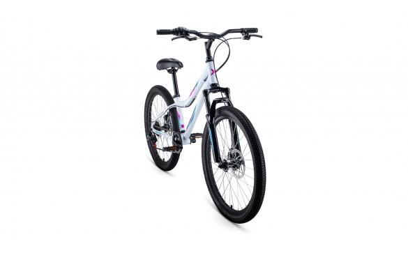 Горный велосипед Forward IRIS 24 2.0 disc (2021)