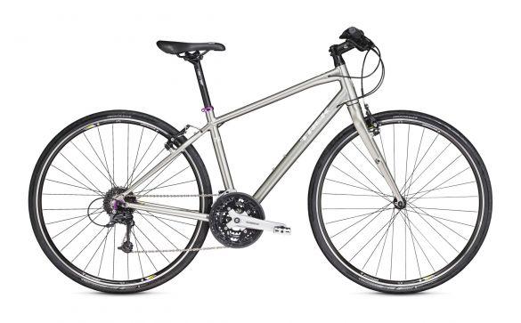 Женский велосипед Trek 7.4 FX WSD (2016)