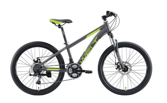 Детский велосипед Welt Peak 24 D (2020)