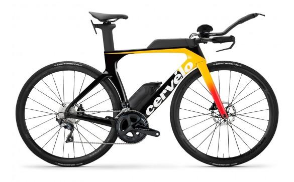 Шоссейный велосипед Cervelo P-Series Disc Ultegra (2020)