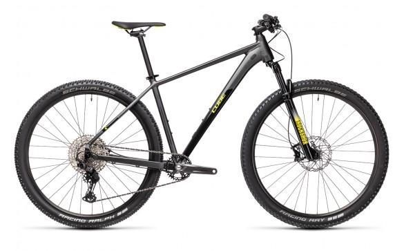 Горный велосипед Cube Reaction Pro 29 (2021)