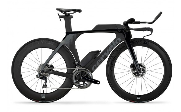 Шоссейный велосипед Cervelo P5 Disc DA Di2 (2020)