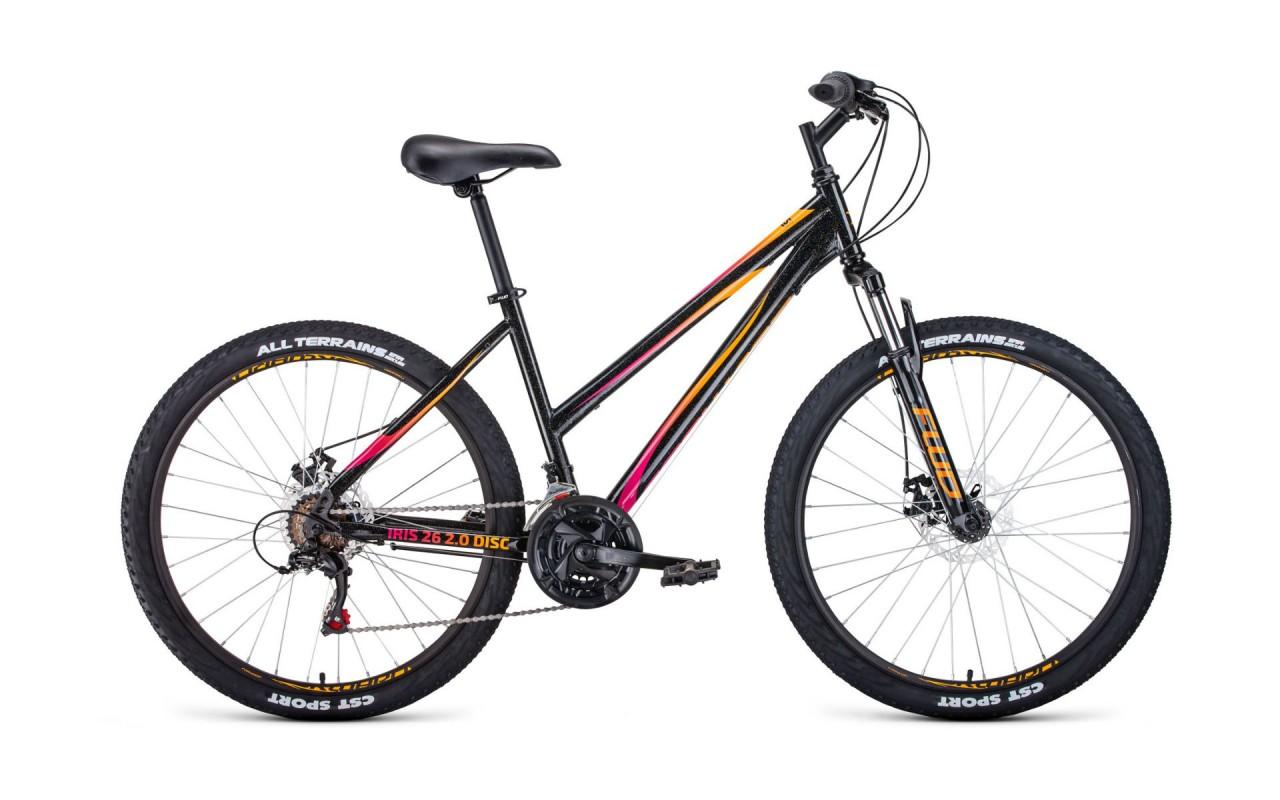Горный велосипед Forward IRIS 26 2.0 disc (2021)