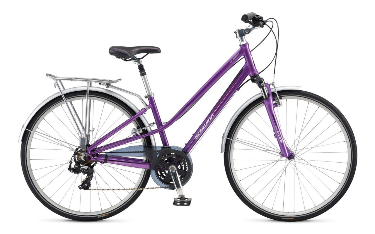 Дорожный велосипед Schwinn Voyageur Commute Women (2019)