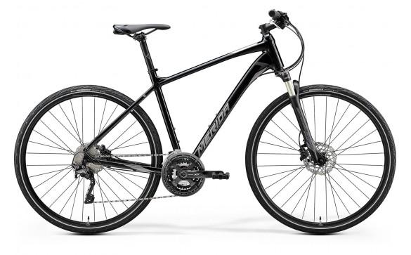 Дорожный велосипед Merida Crossway XT-Edition (2020)
