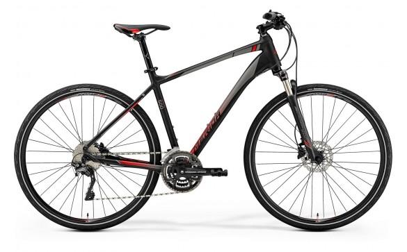 Дорожный велосипед Merida Crossway 500 (2019)