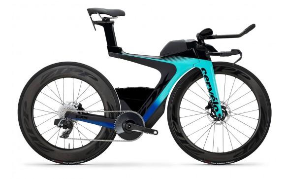 Шоссейный велосипед Cervelo PX Disc Red eTap AXS 1 (2020)
