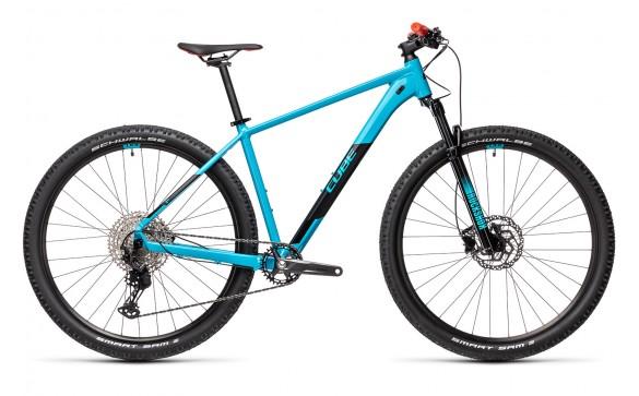Горный велосипед Cube Attention SL 29 (2021)