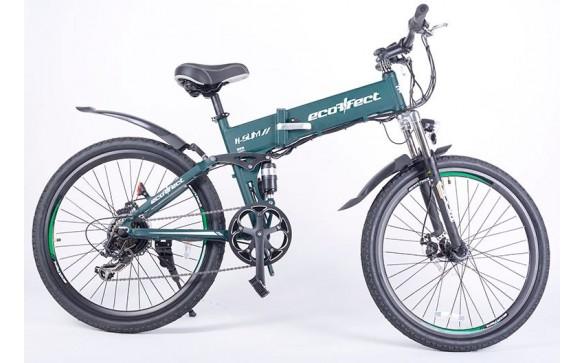 Электровелосипед Ecoffect H-Slim (2018)