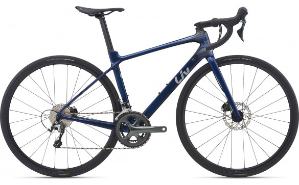 Велосипед LIV Langma Advanced 3 Disc (2021)
