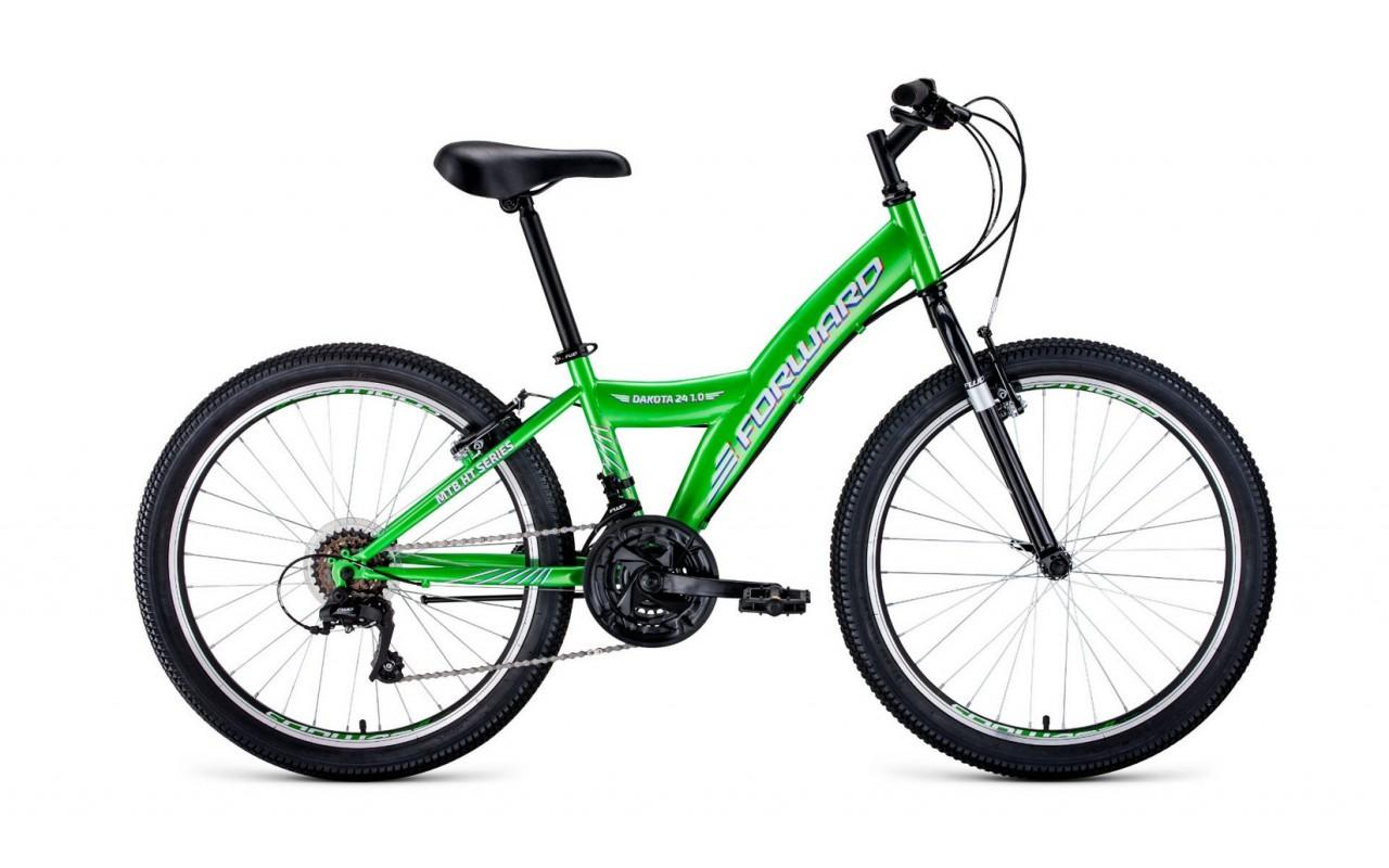 Горный велосипед Forward DAKOTA 24 1.0 (2021)