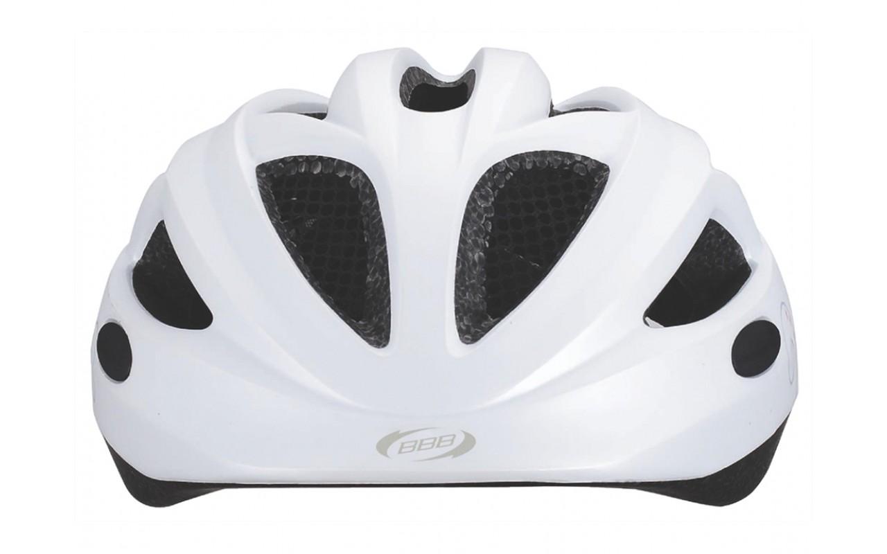 Велошлем BBB 2018 Hero белый матовый