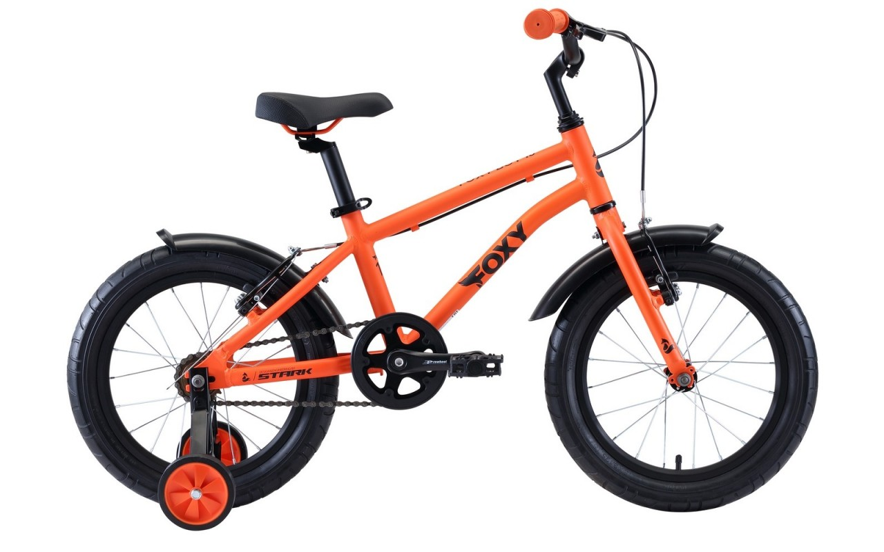 Детский велосипед Stark Foxy 16 (2020)