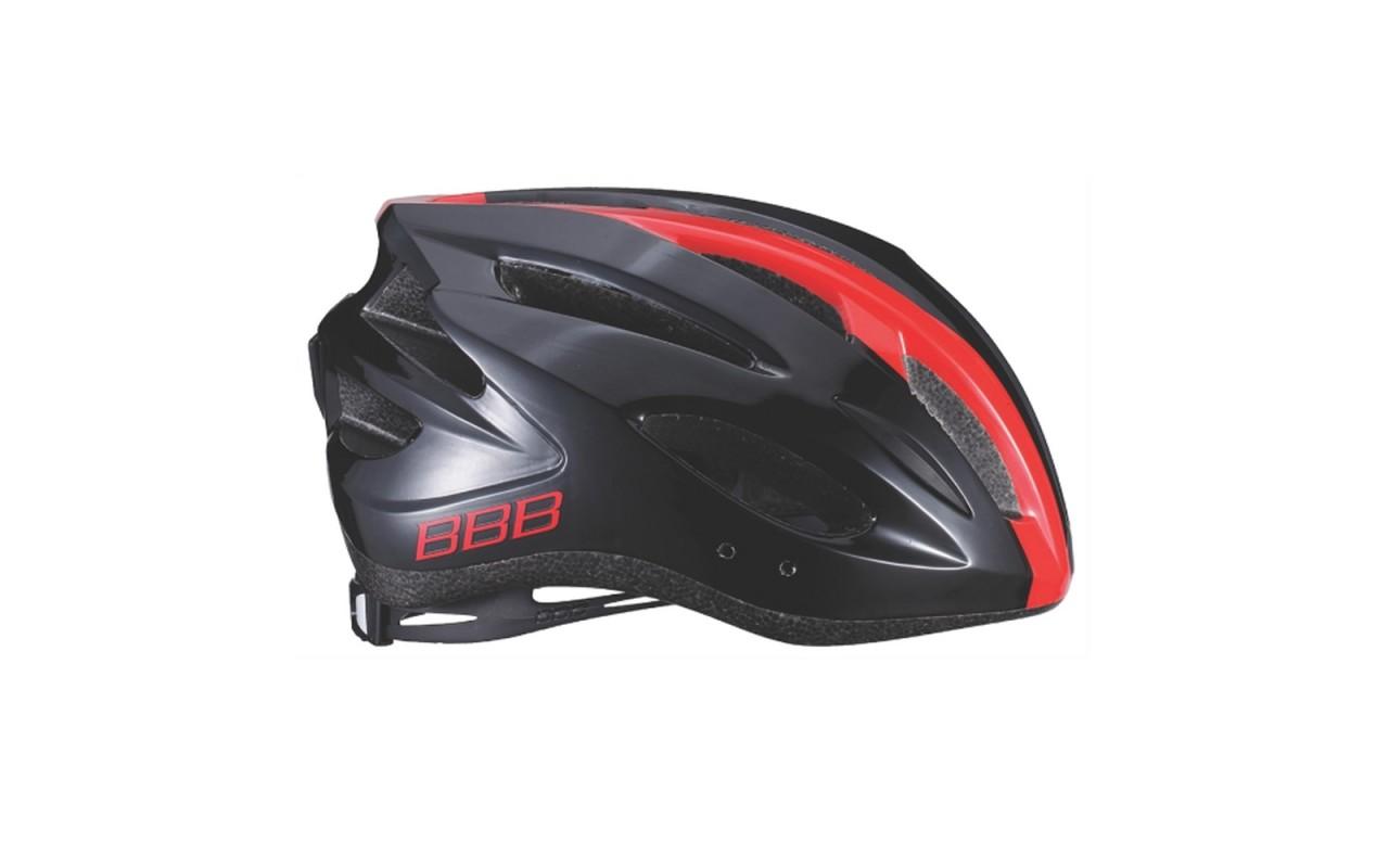 Велошлем BBB 2018 Hero красный