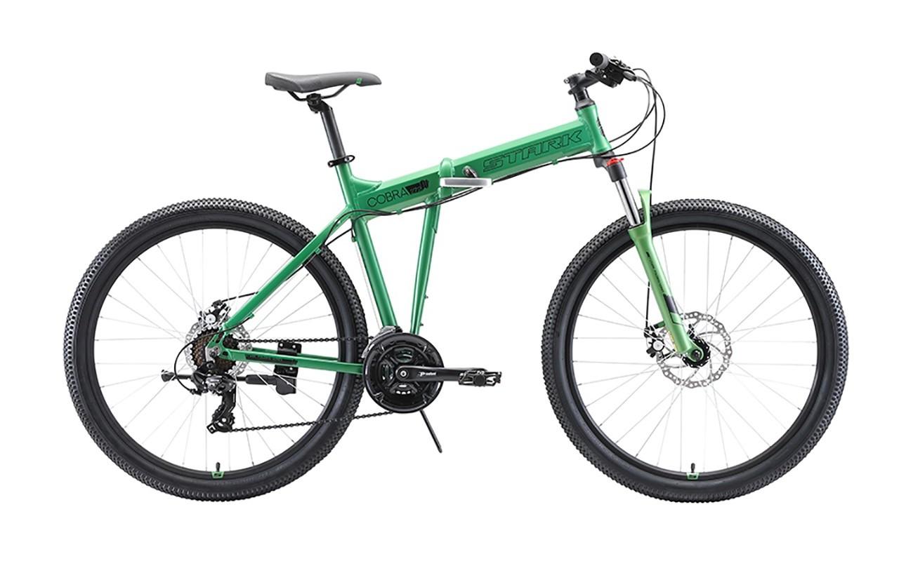 Горный велосипед Stark Cobra 27.2 D (2020)