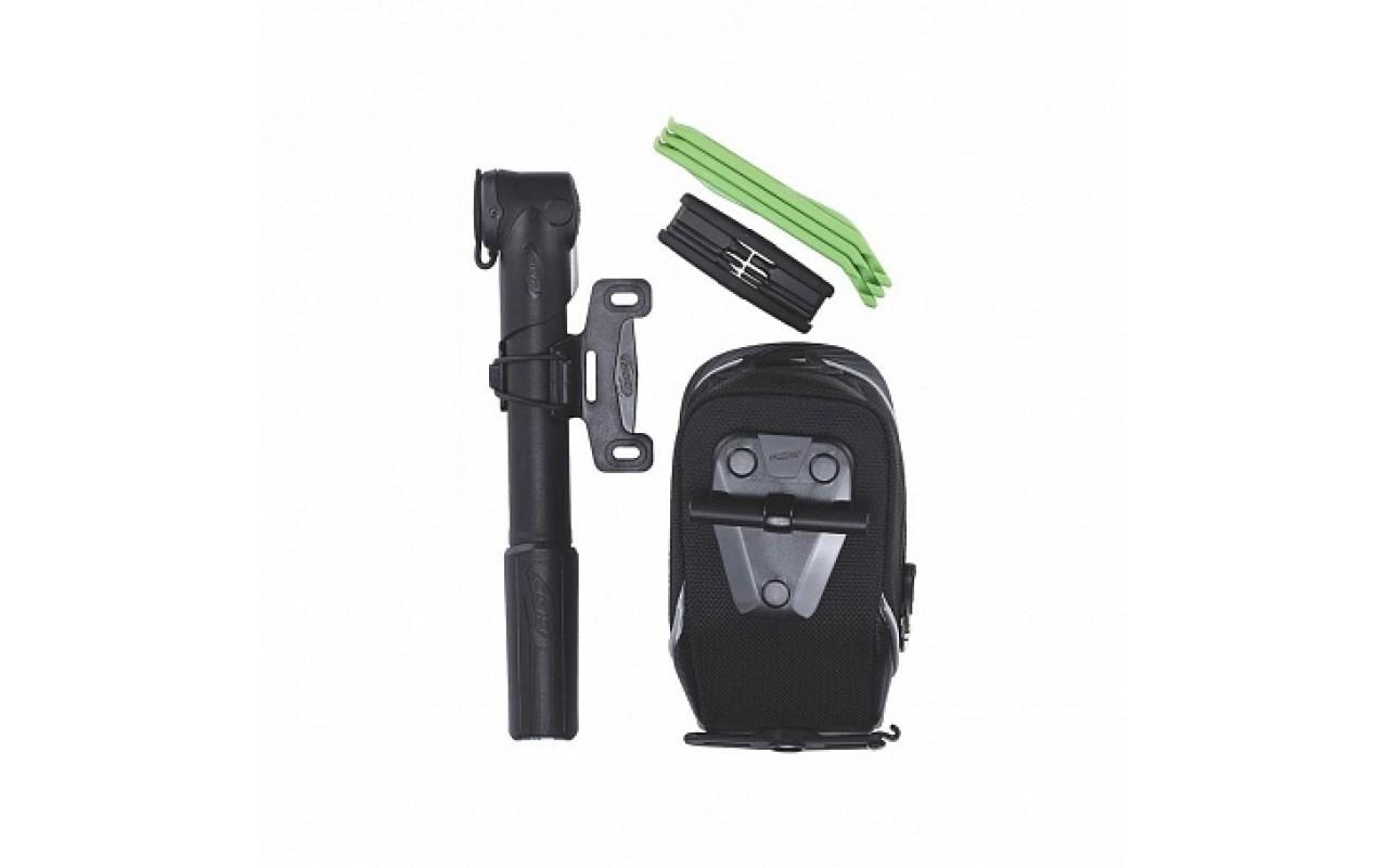 "Дорожный вело-комплект BBB CombiPack M (storepack M +btl-42S+btl-81 green+bmp-54+BTL-80) <i class=""icon product-card_star-mask""></i>"