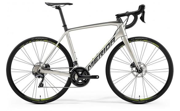 Шоссейный велосипед Merida Scultura Disc 5000 (2019)