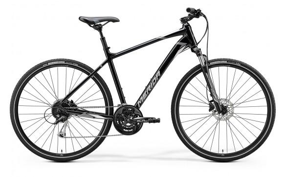 Дорожный велосипед Merida Crossway 100 (2020)