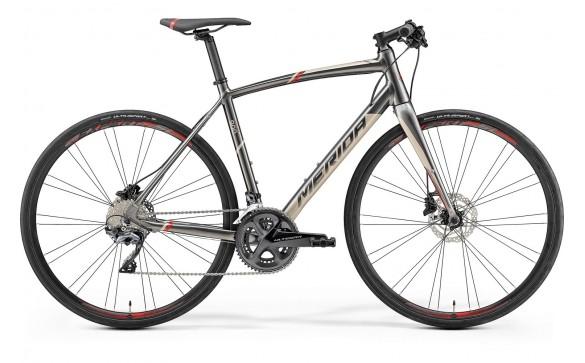 Шоссейный велосипед Merida Speeder 900 (2019)