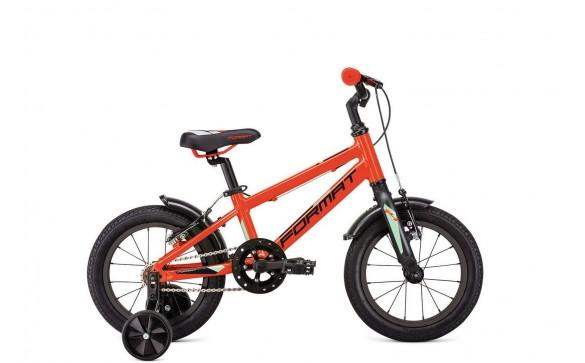 Детский велосипед Format Kids 14 (2021)