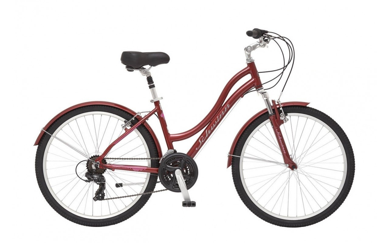 Дорожный велосипед Schwinn Suburban Deluxe Women (2019)