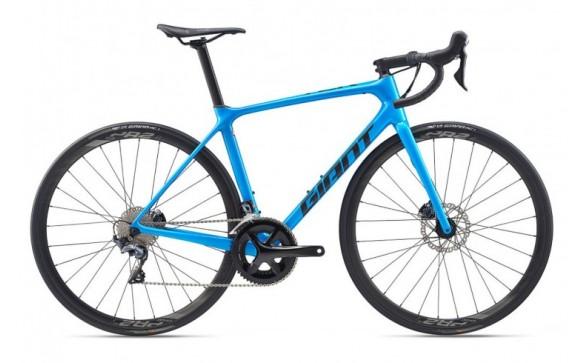 Шоссейный велосипед Giant TCR Advanced 1 Disc-Pro Compact (2020)