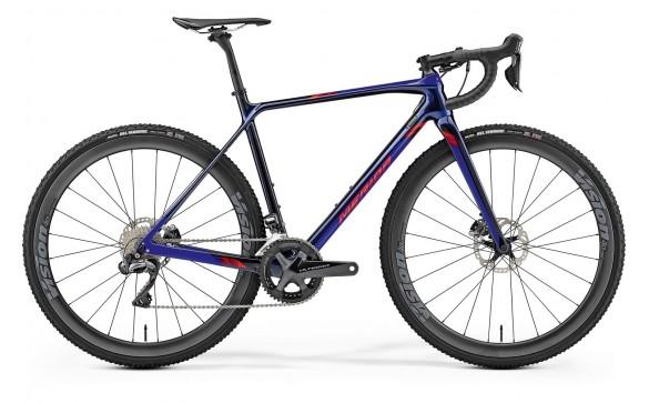 Шоссейный велосипед Merida Mission CX 8000-E (2019)