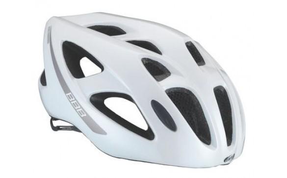 Летний шлем BBB helmet Kite M white