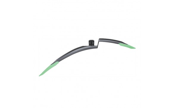 Крыло переднее BBB GrandProtect MTB green зеленый