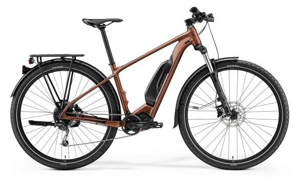 Электровелосипед Merida eBig.Nine 300SE EQ (2021)