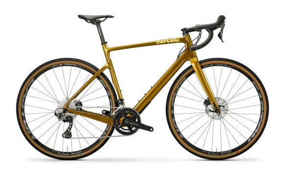 Шоссейный велосипед Cervelo Aspero Disc GRX (2020)