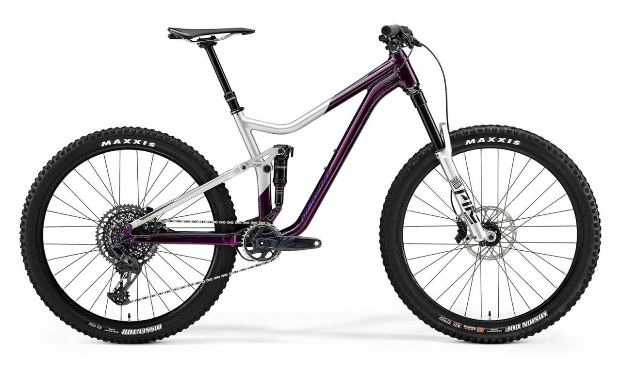 Горный велосипед Merida One-Forty 800 (2021)