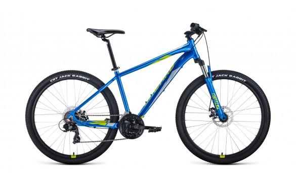 Горный велосипед Forward APACHE 27,5 2.2 disc (2021)