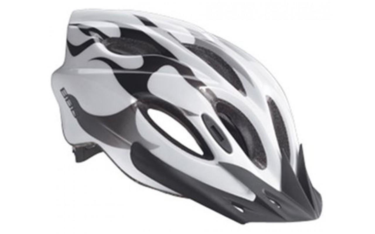 Летний шлем BBB Elbrus white
