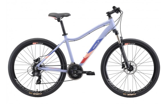 "Женский велосипед WELT Edelweiss 1.0 HD 26"" (2021)"