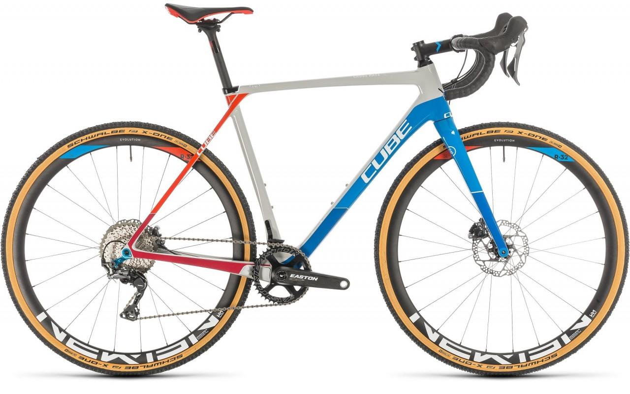 Велосипед CUBE CROSS RACE C:62 SL teamline (2020)