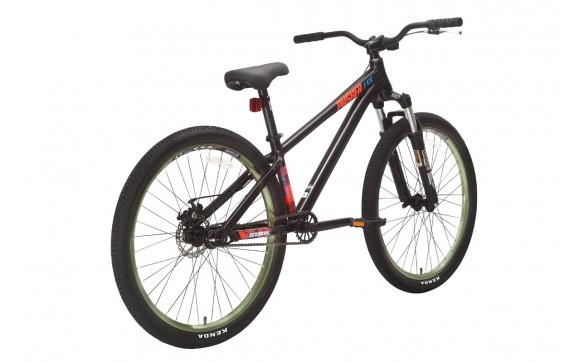 Экстремальный велосипед Stark Pusher 1 Single Speed (2018)