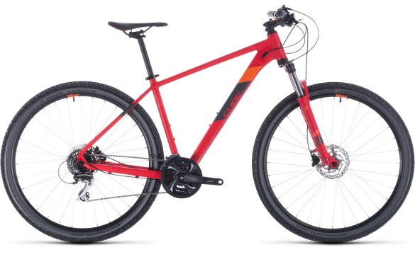 Велосипед CUBE AIM RACE 27.5 (2020)