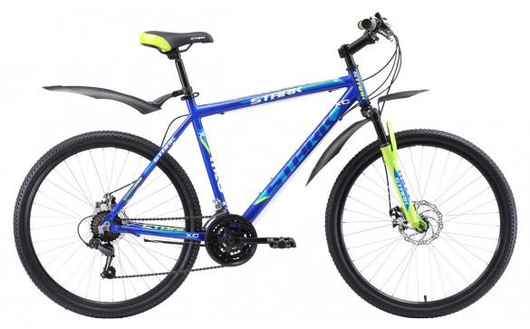 Горный велосипед Stark Outpost 26.1 D (2018)