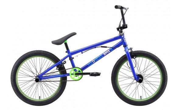 Экстремальный велосипед Stark Madness BMX 2 (2018)