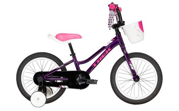 Детский велосипед Trek Precaliber 16 Girls (2019)
