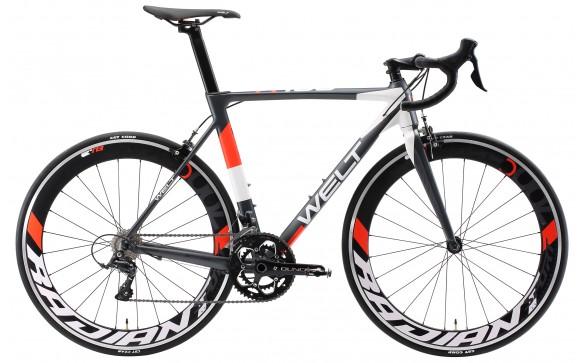 Шоссейный велосипед Welt R100 (2018)