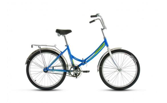Складной велосипед Forward Valencia 1.0 (2018)