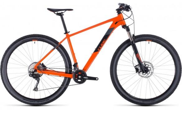 Велосипед CUBE ATTENTION SL 27.5 (2020)